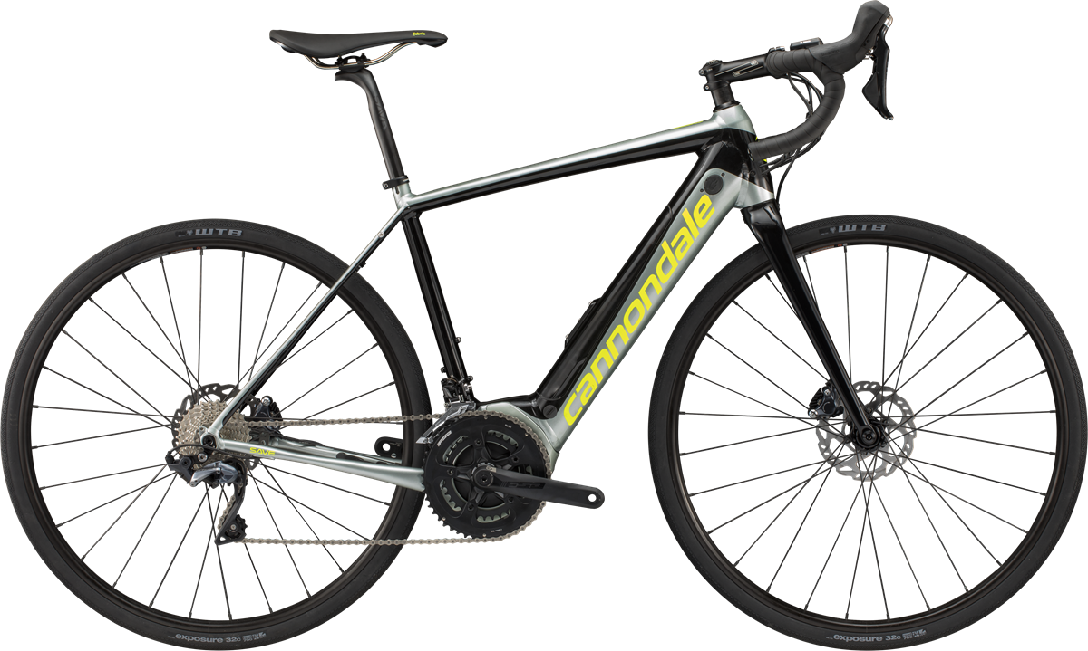 Cannondale Synapse Neo 2 Sage Gray 2019