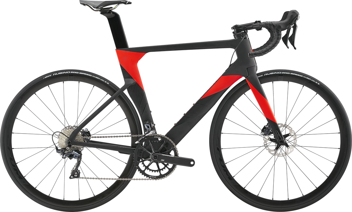 Cannondale SystemSix Carbon Ultegra Acid Red 2019