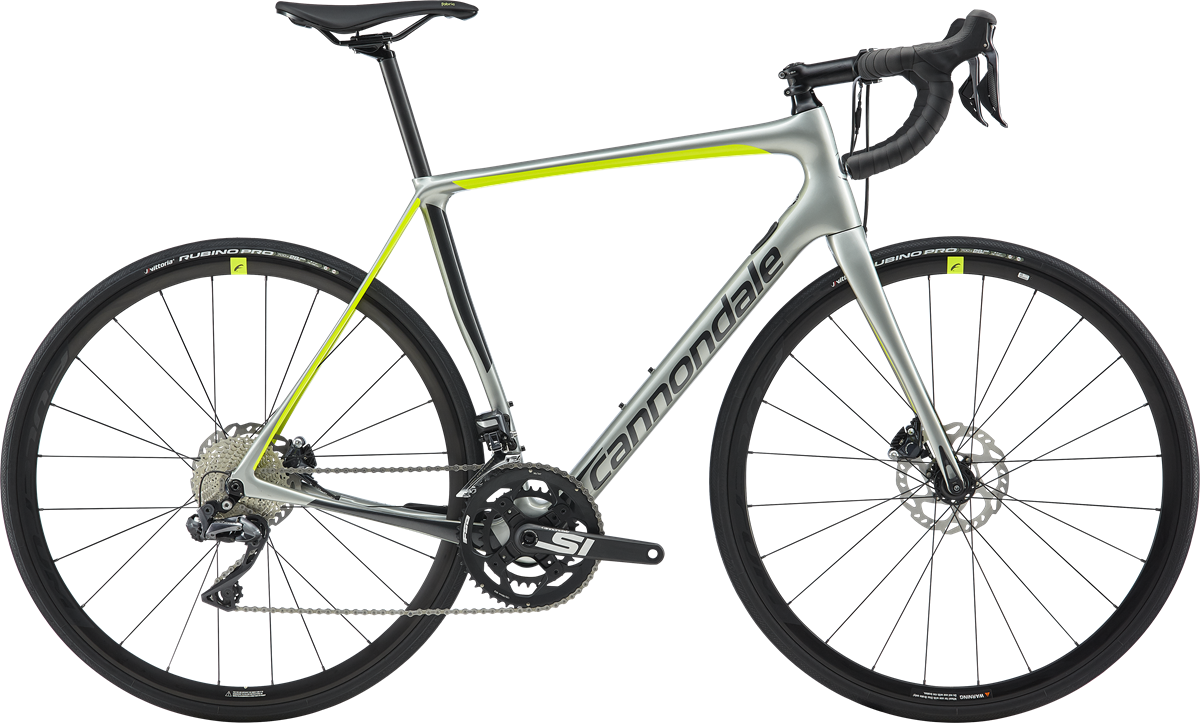 Cannondale Synapse Carbon Disc Ultegra Di2 Sage Gray 2019