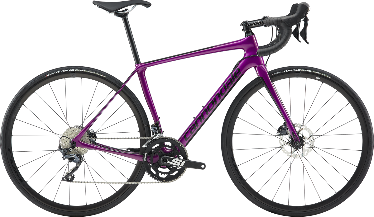 Cannondale Synapse Carbon Disc Ultegra Women`s Deep Purple 2019