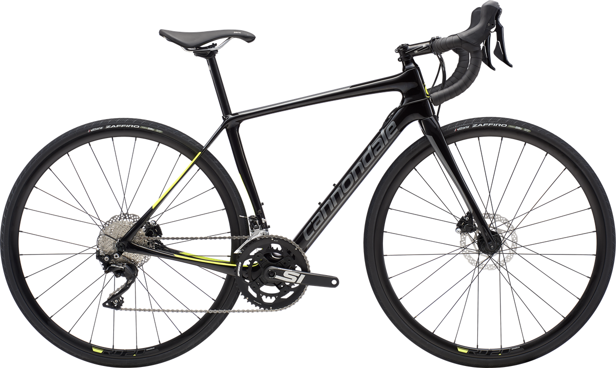 Cannondale Synapse Carbon Disc 105 Women`s Black Pearl 2019
