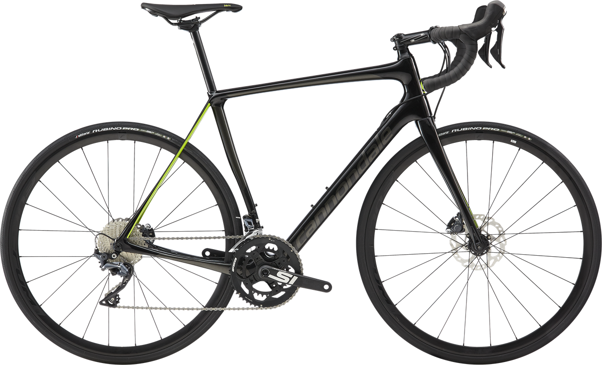Cannondale Synapse Carbon Disc Ultegra Acid Green 2019