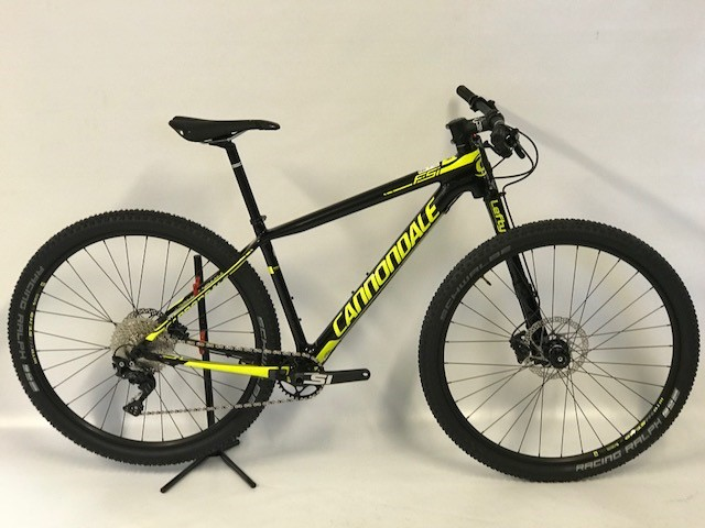 Cannondale F-Si Carbon 4 2018 1x11 singlespeed voor